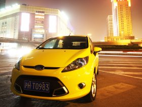 Ver foto 4 de Ford Fiesta in Shanghai by Night 2009