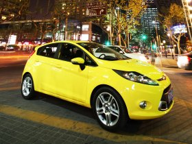Ver foto 3 de Ford Fiesta in Shanghai by Night 2009