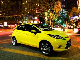 Ver foto 8 de Ford Fiesta in Shanghai by Night 2009