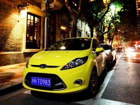 Ver foto 7 de Ford Fiesta in Shanghai by Night 2009