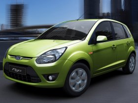 Fotos de Ford Figo 2010