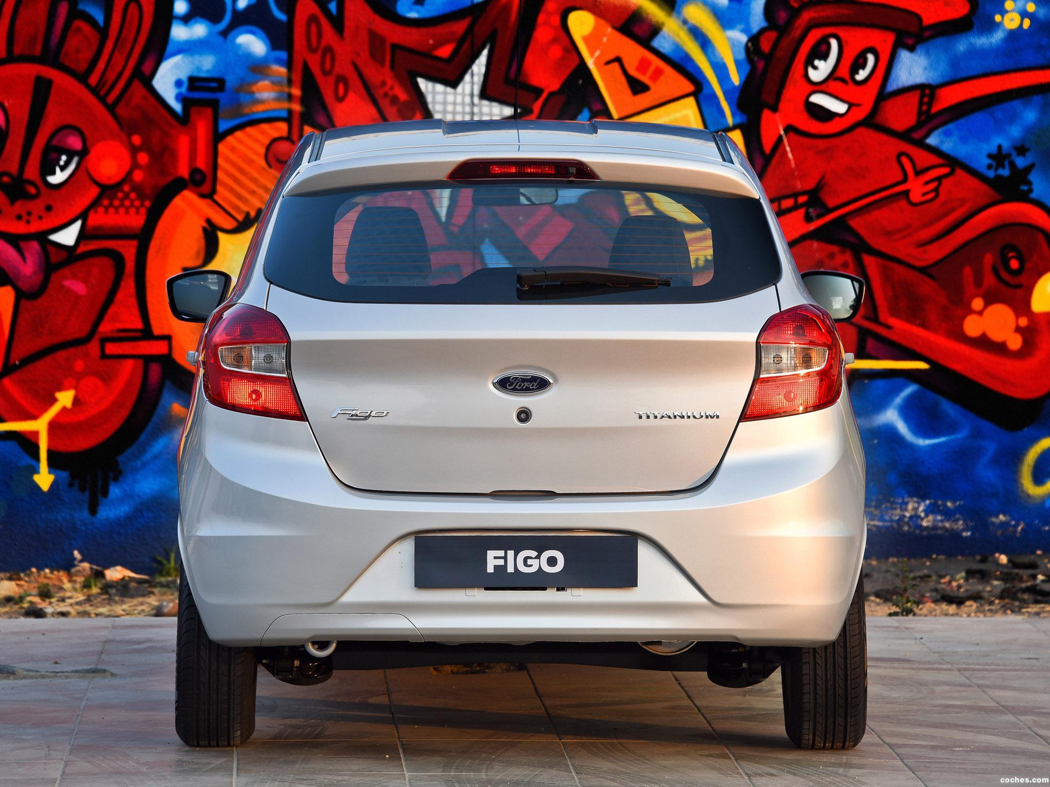 Foto 8 de Ford Figo  2015