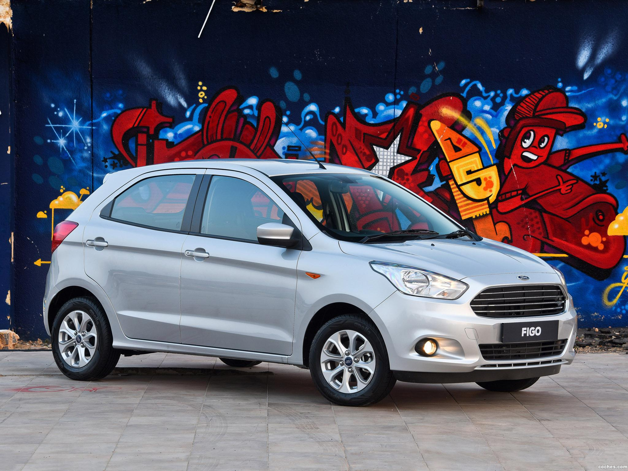 Foto 6 de Ford Figo  2015