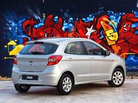Ver foto 20 de Ford Figo  2015