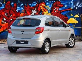 Ver foto 19 de Ford Figo  2015
