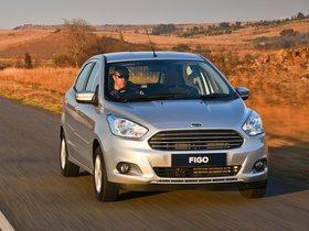 Ver foto 16 de Ford Figo  2015
