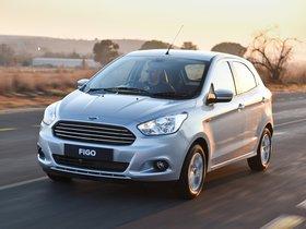 Ver foto 13 de Ford Figo  2015