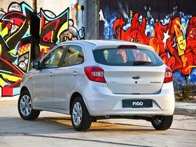 Ver foto 11 de Ford Figo  2015