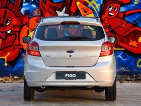 Ver foto 9 de Ford Figo  2015