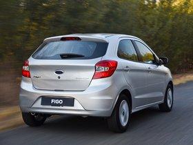 Ver foto 8 de Ford Figo  2015