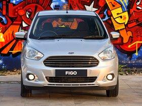 Ver foto 6 de Ford Figo  2015