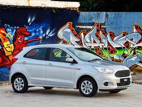 Ver foto 4 de Ford Figo  2015