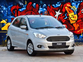 Ver foto 3 de Ford Figo  2015