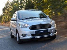 Ver foto 2 de Ford Figo  2015