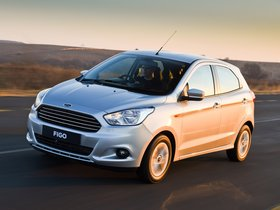 Fotos de Ford Figo  2015