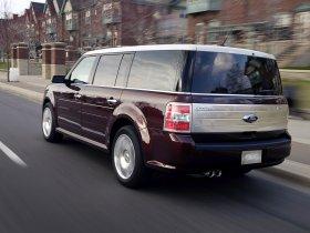 Ver foto 2 de Ford Flex 2009