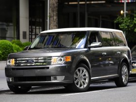 Ver foto 1 de Ford Flex 2009