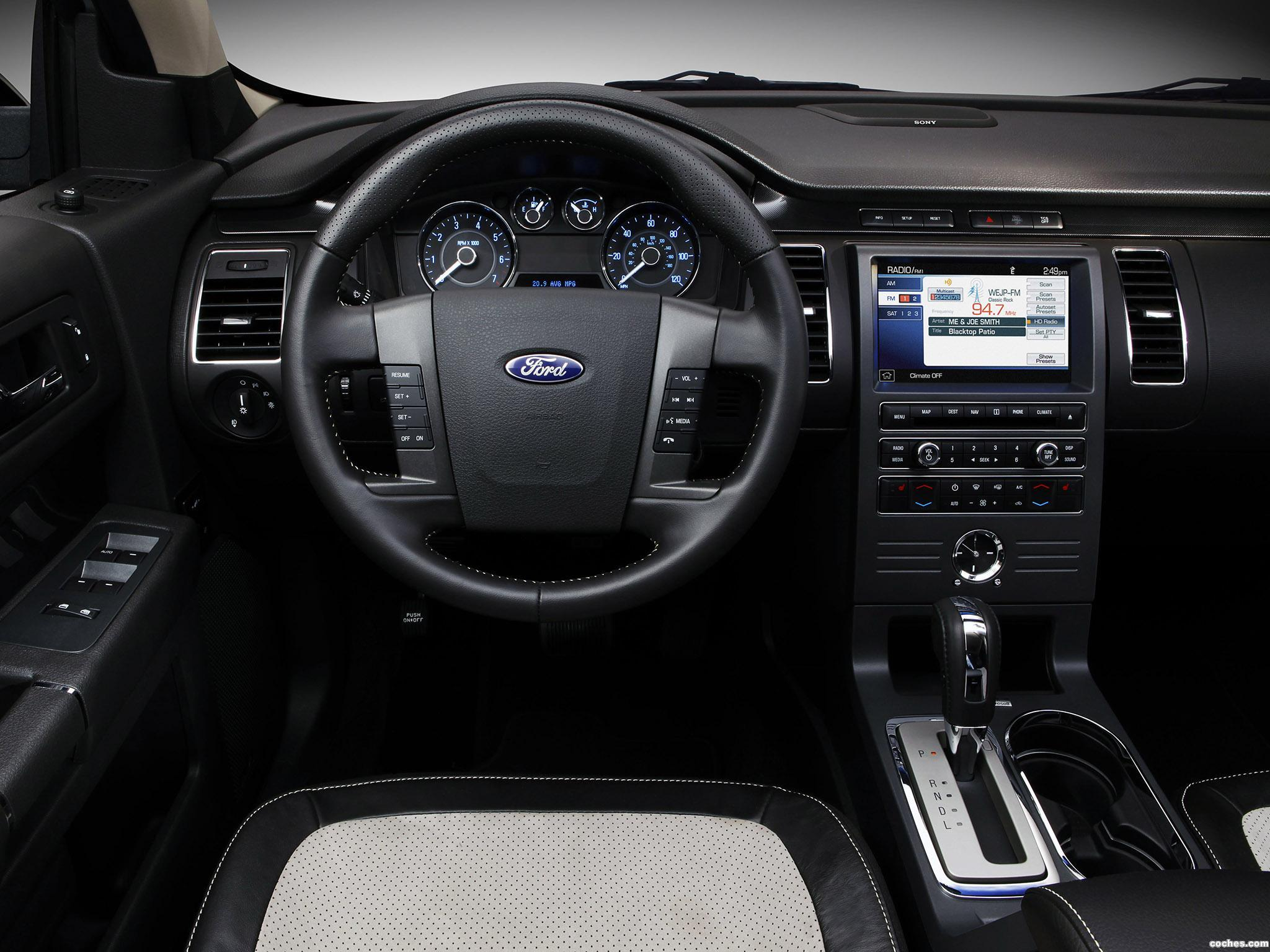 Foto 2 de Ford Flex Titanium 2011