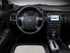 Ver foto 3 de Ford Flex Titanium 2011