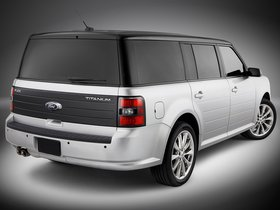 Ver foto 2 de Ford Flex Titanium 2011