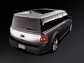 Ver foto 2 de Ford Flex With EcoBoost 2009
