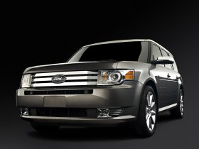 Ver foto 1 de Ford Flex With EcoBoost 2009