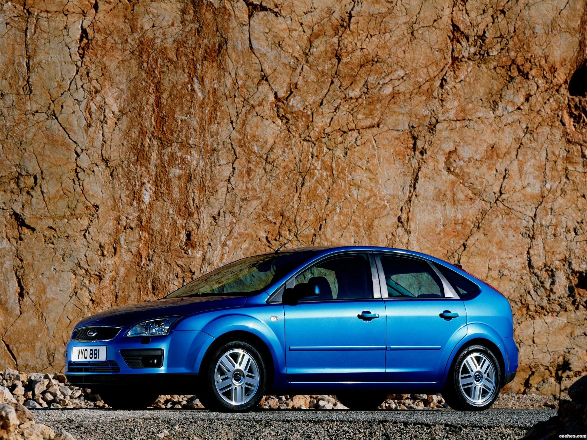 Foto 25 de Ford Focus 2005