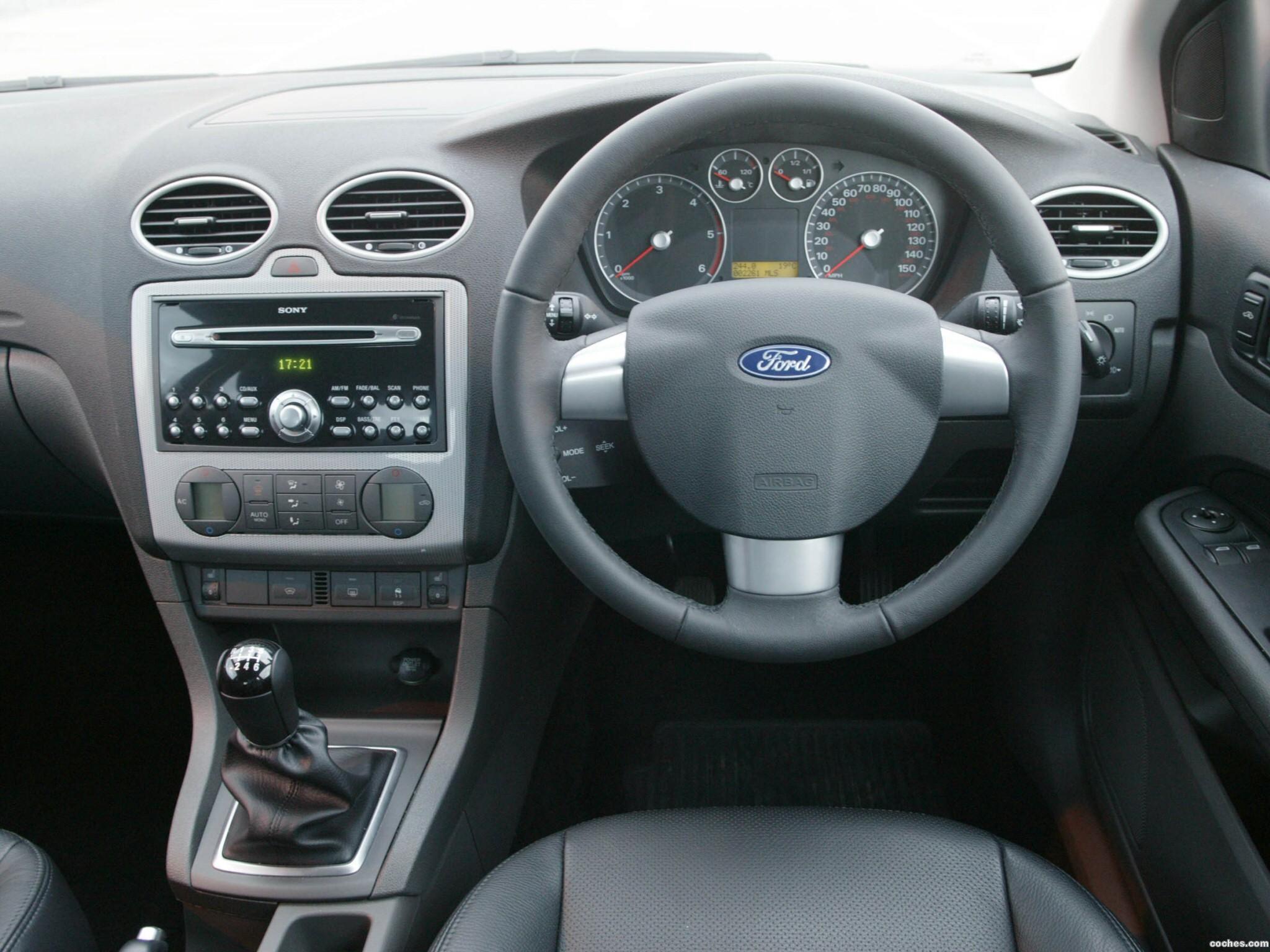 Foto 36 de Ford Focus 2005