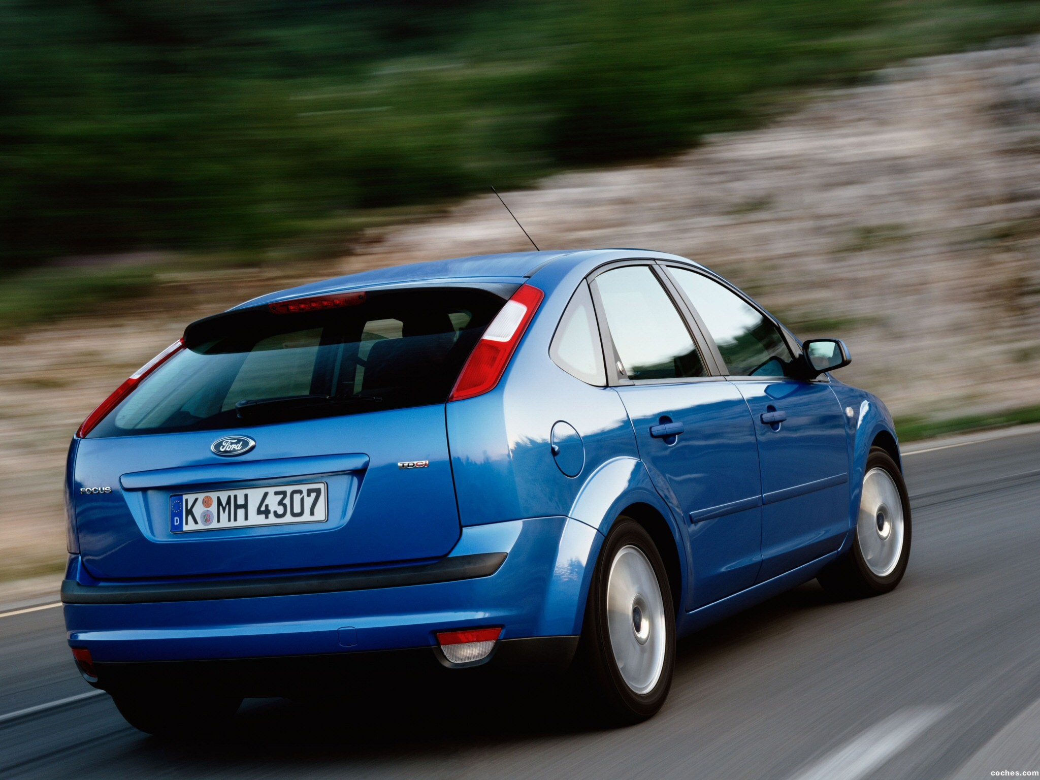 Foto 17 de Ford Focus 2005