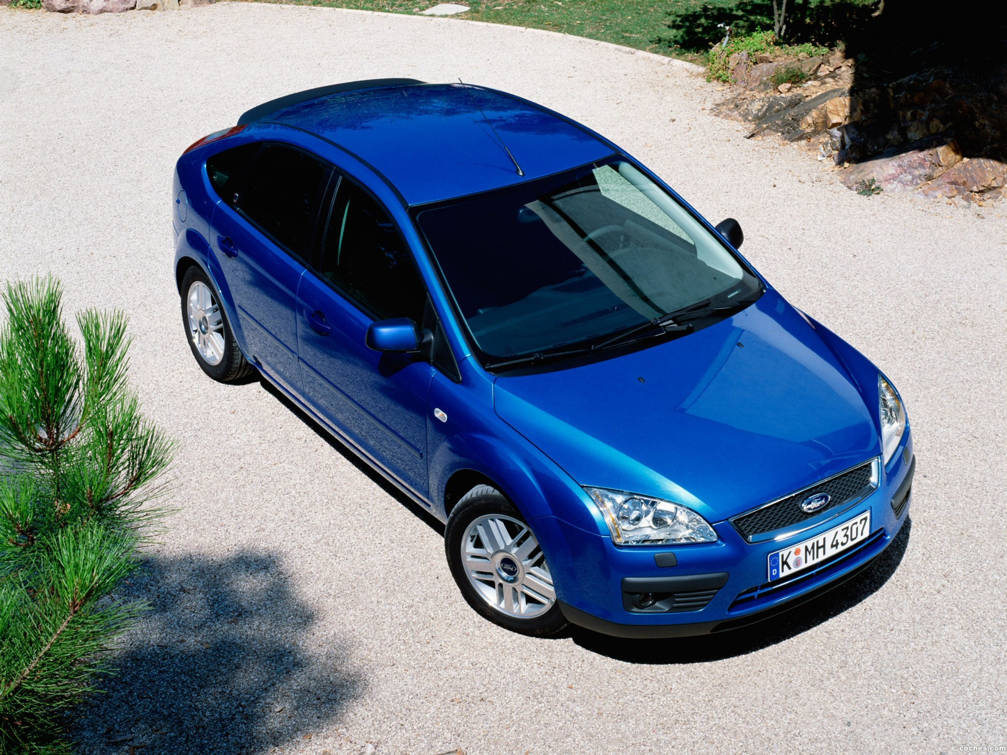 Foto 9 de Ford Focus 2005
