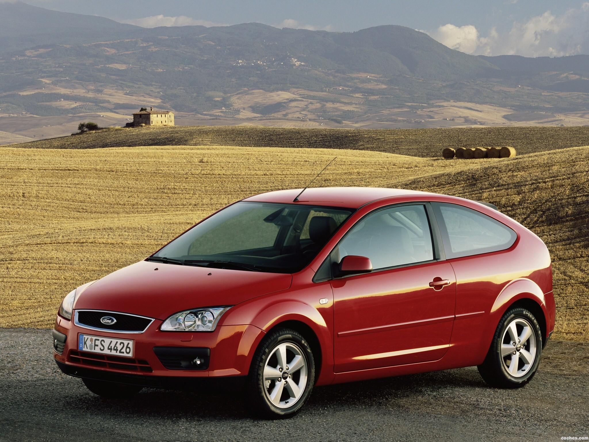 Foto 1 de Ford Focus 2005