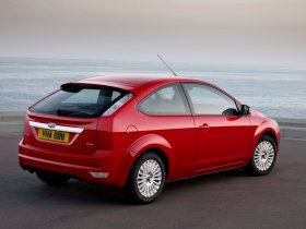 Ver foto 5 de Ford Focus 3 door Facelift 2008