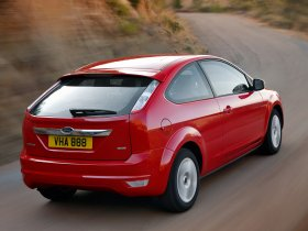 Ver foto 3 de Ford Focus 3 door Facelift 2008