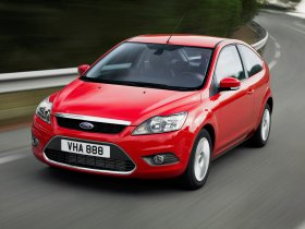 Fotos de Ford Focus 3 door Facelift 2008