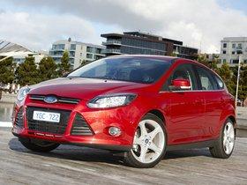 Ver foto 14 de Ford Focus Australia 2011