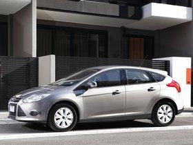 Ver foto 8 de Ford Focus Australia 2011