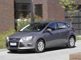 Ver foto 7 de Ford Focus Australia 2011