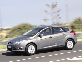 Ver foto 2 de Ford Focus Australia 2011