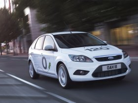 Fotos de Ford Focus BEV Prototype 2009