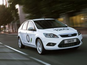 Fotos de Ford Focus Battery Electric Vehicle BEV Prototype UK 2010