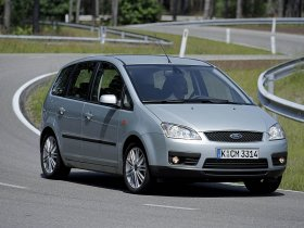 Ver foto 5 de Ford Focus C-MAX 2003