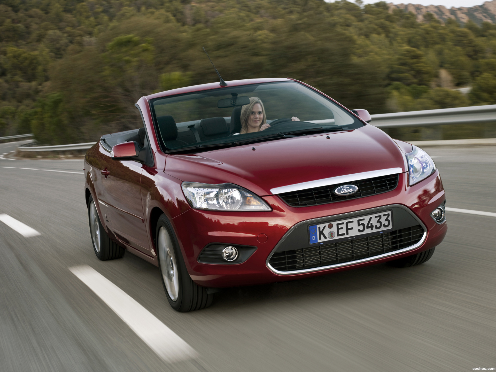Foto 0 de Ford Focus CC Facelift 2008