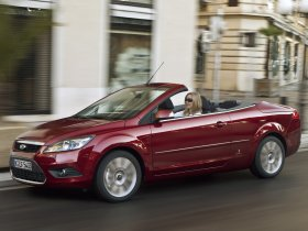 Ver foto 6 de Ford Focus CC Facelift 2008