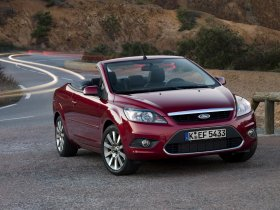 Ver foto 2 de Ford Focus CC Facelift 2008