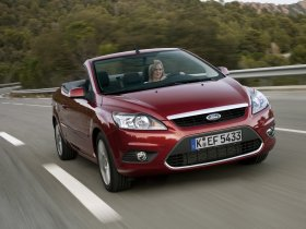Fotos de Ford Focus CC Facelift 2008