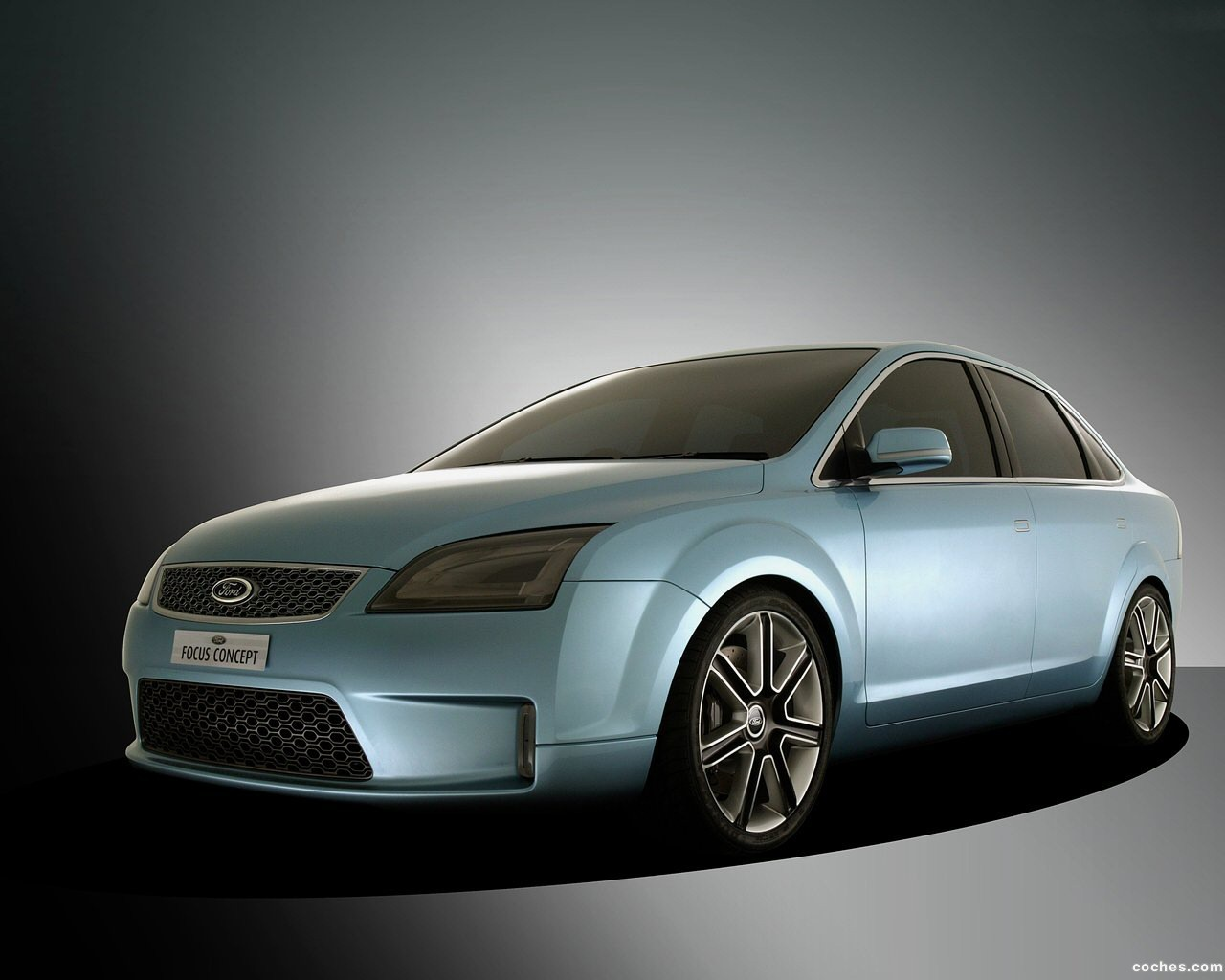 Foto 0 de Ford Focus Concept 4 door 2004