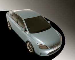 Ver foto 4 de Ford Focus Concept 4 door 2004