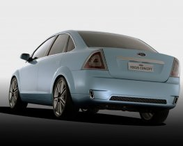 Ver foto 3 de Ford Focus Concept 4 door 2004