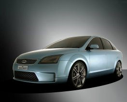 Fotos de Ford Focus Concept 4 door 2004