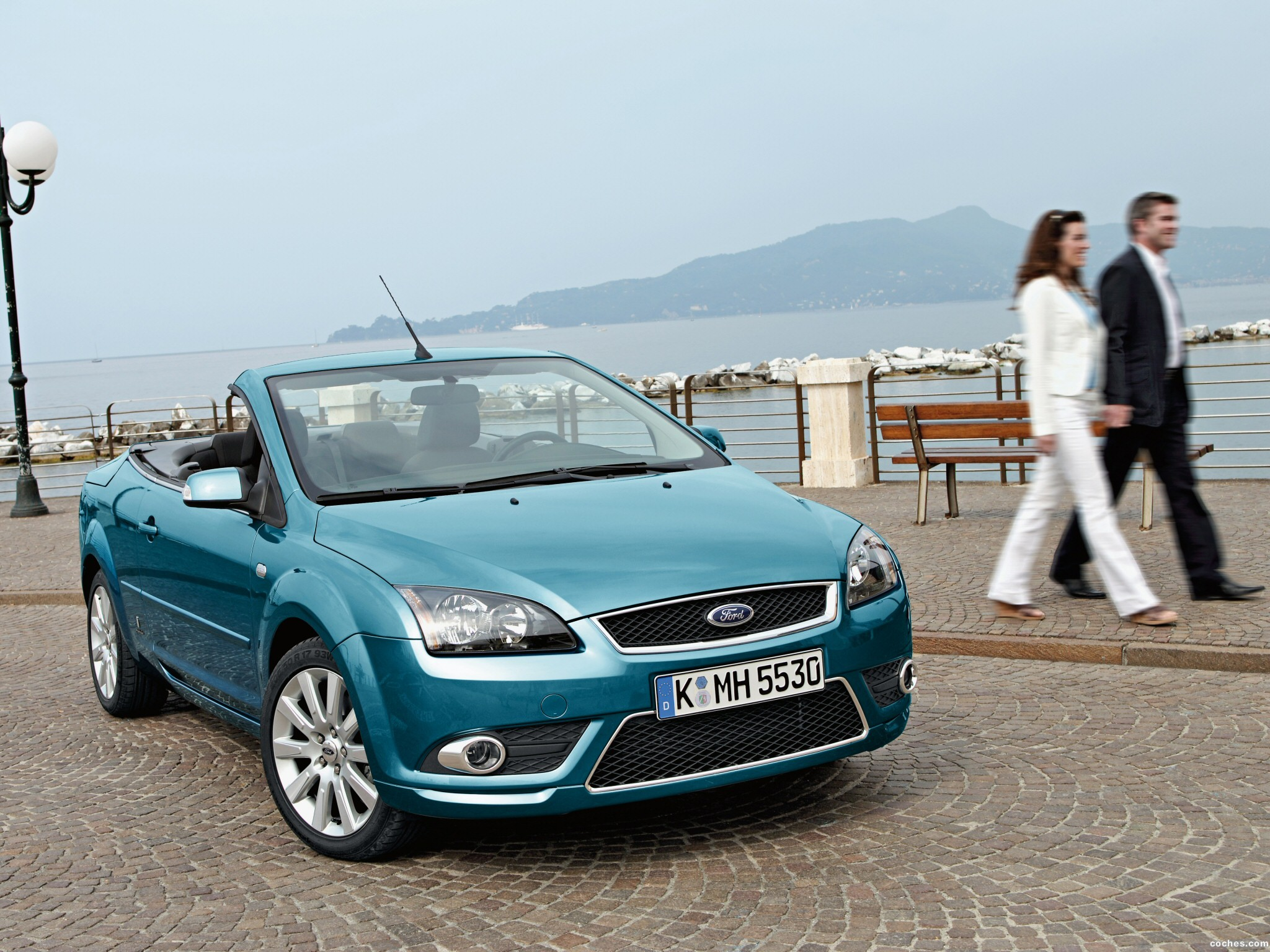 Foto 0 de Ford Focus Coupe Cabriolet 2006